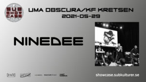 2021-05-29 Sub Showcase: Ninedee