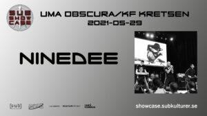 2021-05-29 Sub Showcase: Ninedee