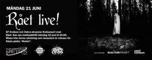 2021-06-21 Livestream med Rået